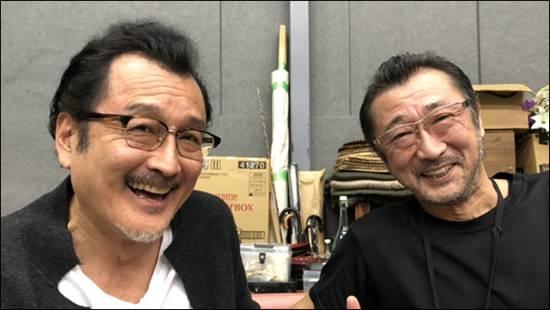 吉田鋼太郎と大塚明夫が激似でそっくり