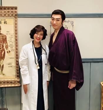 鈴木杏樹と喜多村緑郎の出会ったキッカケ