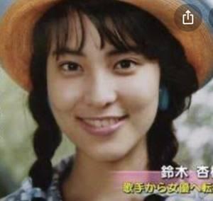 鈴木杏樹が若すぎる若い頃の画像