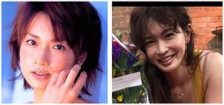 長谷川京子の昔の顔と現在の劣化比較画像