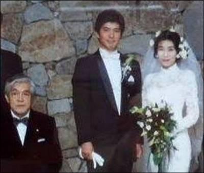 佐藤浩市の嫁の広田亜矢子の顔画像