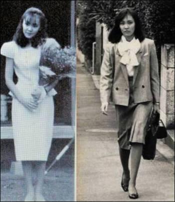 安倍昭恵の若い頃の画像