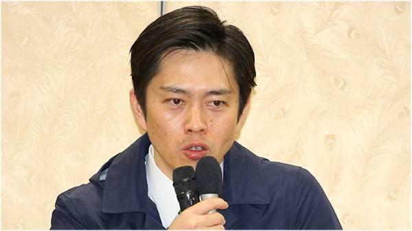 吉村洋文知事の嫁の顔画像と子供